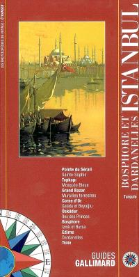 Istanbul : Bosphore et Dardanelles : Turquie