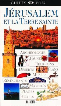 Jérusalem et la Terre sainte