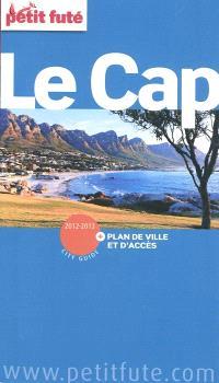 Le Cap : 2012-2013