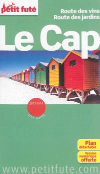 Le Cap : route des vins, route des jardins : 2013-2014