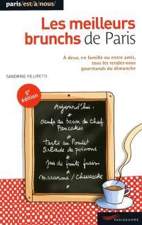 Les meilleurs brunchs de Paris