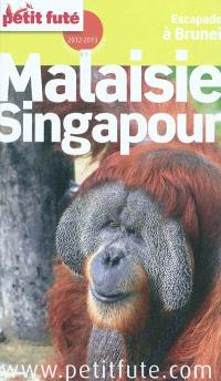 Malaisie, Singapour : 2012-2013