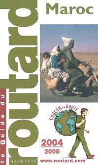 Maroc : 2004-2005