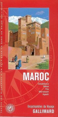 Maroc : Casablanca, Rabat, Fès, Marrakech, Agadir