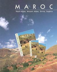 Maroc : Haut-Atlas, Moyen Atlas, Sirwa, Saghro