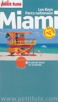 Miami : les Keys, parcs nationaux : 2013-2014