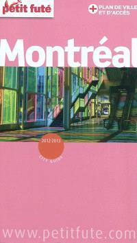 Montréal : 2012-2013