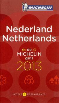 Nederland 2013 = Netherlands 2013