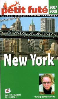 New York : 2007-2008