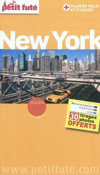 New York : 2012-2013