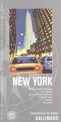 New York : Empire State Building, Chinatown, Metropolitan Museum, Central Park, Harlem, Brooklyn