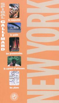 New York : le magazine, le guide, les promenades, le carnet d'adresses, les plans