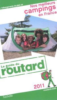 Nos meilleurs campings en France : 2011