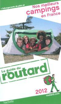 Nos meilleurs campings en France : 2012