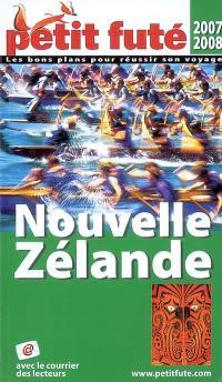 Nouvelle-Zélande : 2007-2008