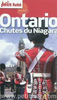 Ontario, chutes du Niagara : 2012-2013