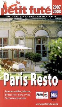 Paris resto