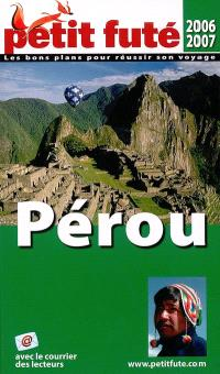 Pérou : 2006-2007