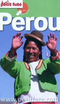Pérou : 2010-2011