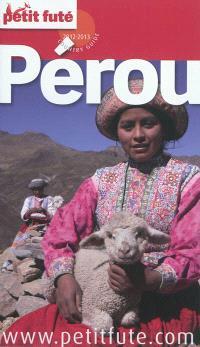 Pérou : 2012-2013