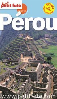 Pérou : 2014-2015