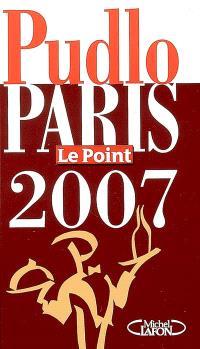 Pudlo Paris Le Point 2007