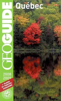 Québec : 2008-2009