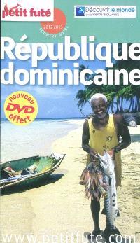 République dominicaine : 2012-2013