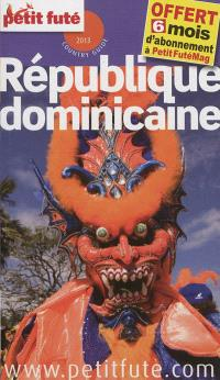 République dominicaine : 2013