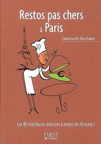 Restos pas chers à Paris : les 80 meilleures adresses à moins de 20 euros !