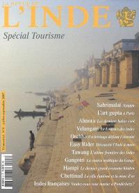 Revue de l'Inde (La). n° 8, Spécial tourisme