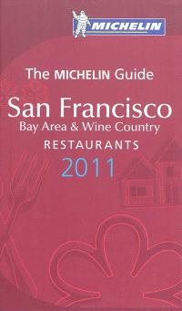 San Francisco 2011 : bay area & wine country : restaurants