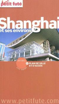 Shanghai et ses environs : 2011-2012