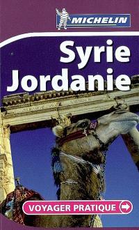 Syrie, Jordanie