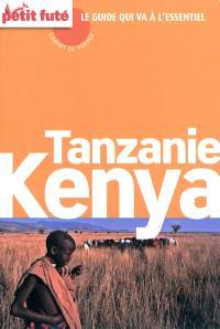 Tanzanie, Kenya