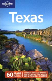 Texas : 60 maps detailed & easy to use : extensive coverage of cities, Ausin, Dallas, Fort Worth, San Antonio & Houston