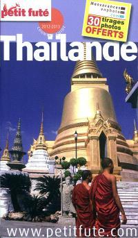 Thaïlande : 2012-2013