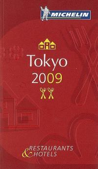 Tokyo 2009 : restaurants & hotels