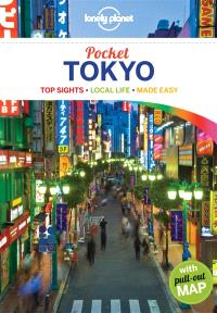 Pocket Tokyo : top sights, local life, made easy