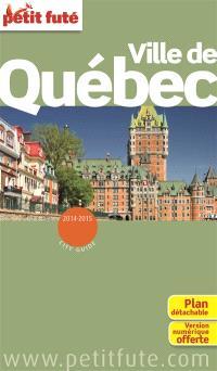 Ville de Québec : 2014-2015