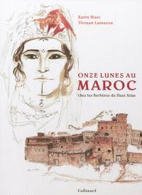 Onze lunes au Maroc : chez les Berbères du Haut-Atlas
