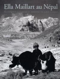Ella Maillart au Népal