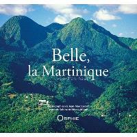 Belle, la Martinique vue d'en haut