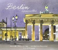Berlin aquarelles