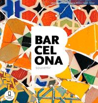 Barcelona souvenir