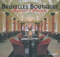 Bruxelles boutiques. Volume 2