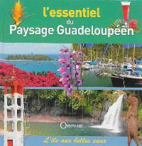 L'essentiel du paysage guadeloupéen : l'île aux belles eaux