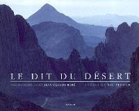 Le dit du désert