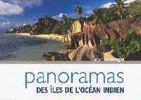 Panorama des îles de l'océan Indien