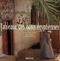 Tableaux des oasis égyptiennes